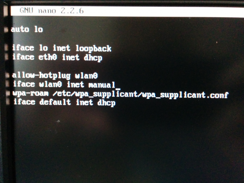 Raspberry Pi 2 First Installation, Configuration with